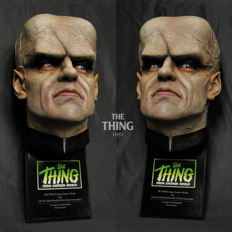 The Thing Wall-Hanger完成品