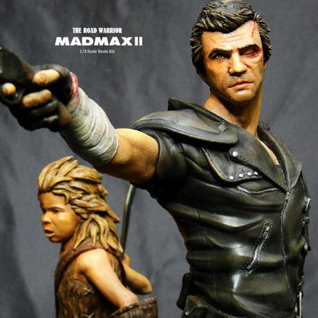 MAD MAX II 1/6scale 完成品