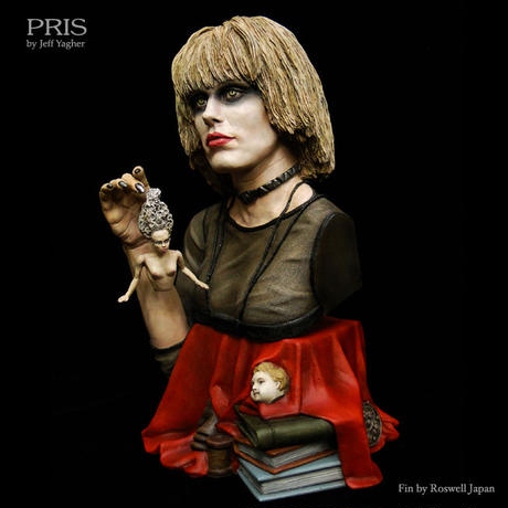 Pris 1 / 4scale Bust完成品