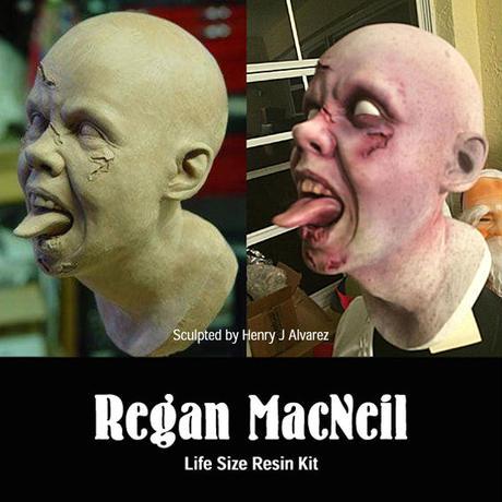 Regan Macneil  Lifesizeキット【取り寄せ】