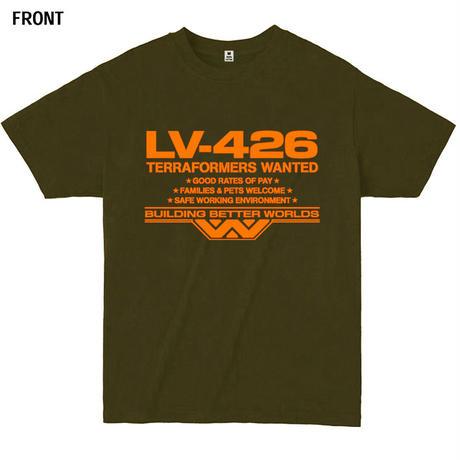 LV-426  T-シャツ【入荷中・代引不可】