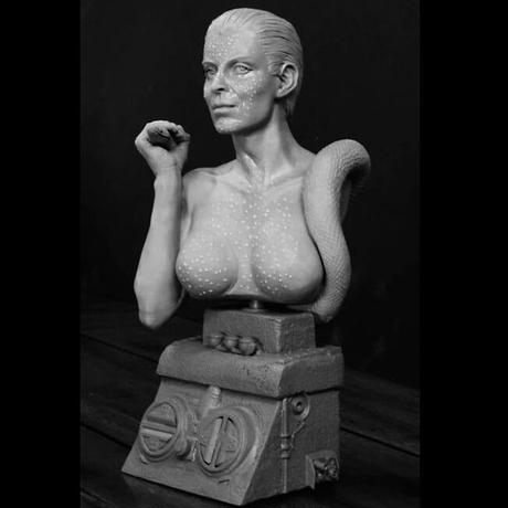 Zhora 1/4scale Bust キット【入荷中】