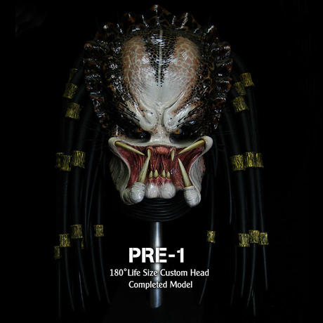 Predator 1/1 Head壁掛け完成品