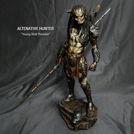 Alternative Hunter完成品