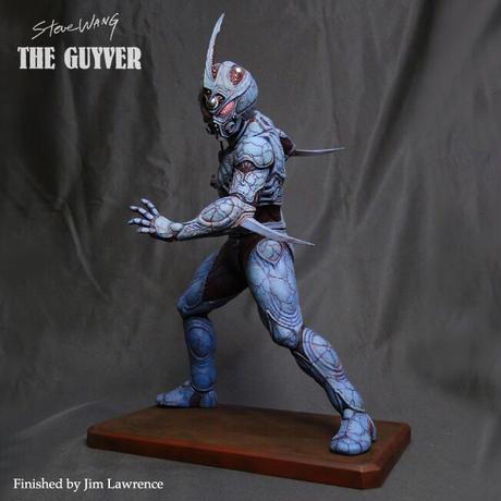 The Guyver 完成品