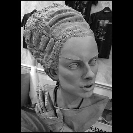Bride of Frankenstein kit 壁掛け(取り寄せ)