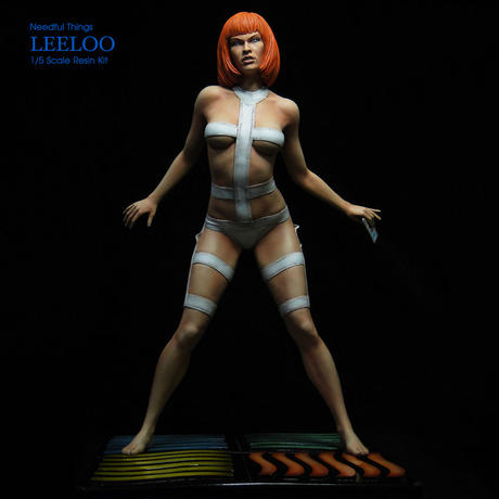 The Fifth Element Leeloo完成品