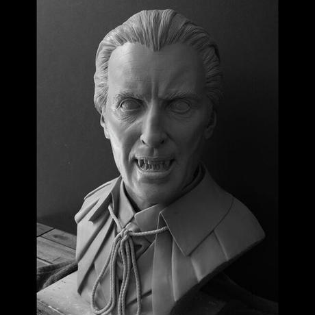 Dracula Christopher Lee Bust 360° Series【取り寄せ】