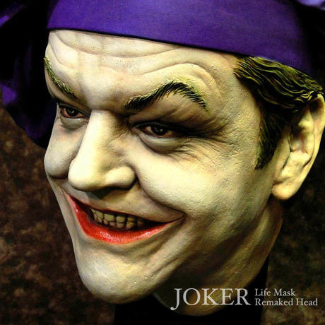 Joker 1/1 Wall-Hanger完成品