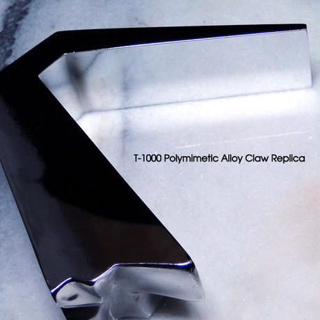 T-1000 Polymimetic Alloy Claw Replica