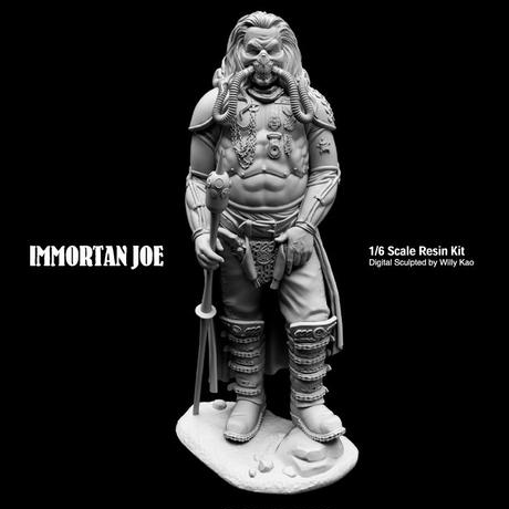 Immortan Joe 1/6scale Kit【入荷中】