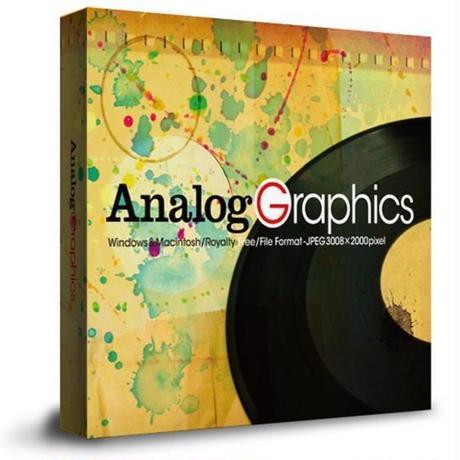 アナロググラフィックス素材集