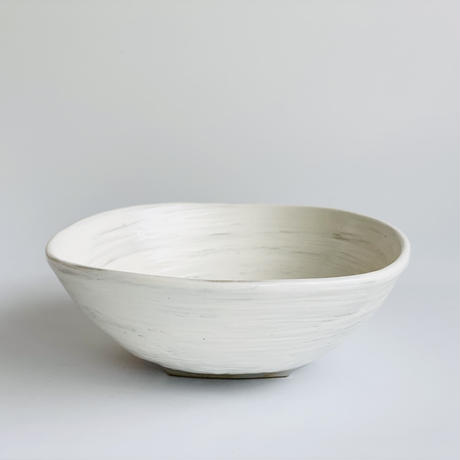 白刷毛 三角中鉢