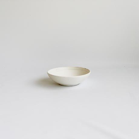 白化粧 豆鉢