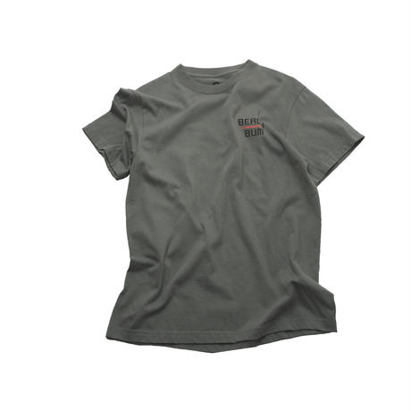 "Vol.1 Tシャツ BeachBum  ""LAZY"" (アダルト)"