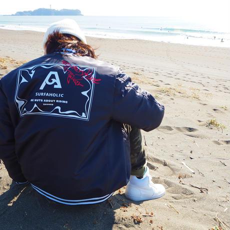 """スタジャン(Stadium Jacket) SURFAHOLIC """"everytime irregular"""""""
