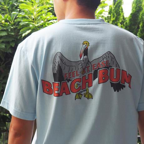 "Vol.36 期間限定 BeachBum Tシャツ  ""PELICAN"" Color:ライトブルー"