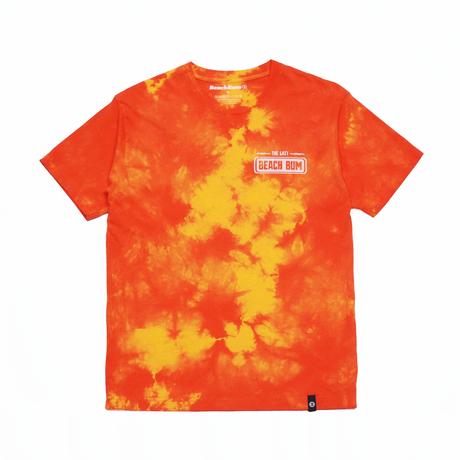 "BeachBum Tシャツ ""PalaDyese""  Color:オレンジ"