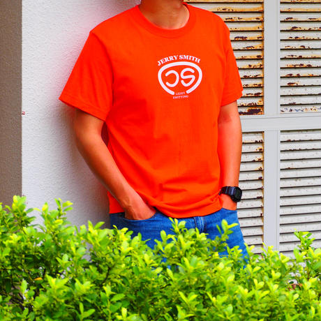 "Vol.28 期間限定JERRYSMITH ""GameShirts"" Color:オレンジ"