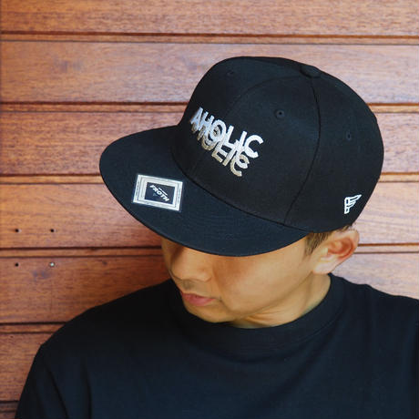 """FROTH×SURFAHOLIC """"SHADOW""""フラットバイザーキャップ Color:レッド"""