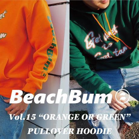 "Vol.15 期間限定 BeachBum ""ORANGE OR GREEN""  Color:グリーン"