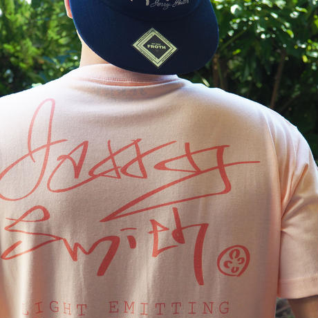 """Vol.37 期間限定 JERRY SMITH Tシャツ  """"JERRY's Tee"""" Color:アプリコット"""