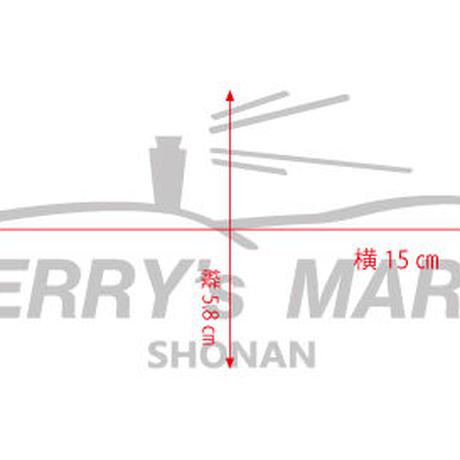 JERRY's MART カッティングステッカー