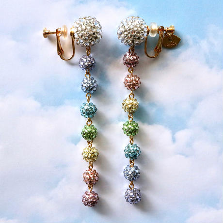 JULICA EARRINGS | RAINBONBON 1