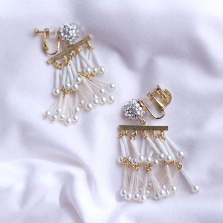 JULICA EARRINGS | DRESS2_STAY WITH ME