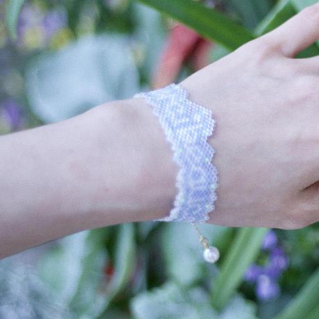 "JULICA   BONBON LETTRE Bracelet ""merci beaucoup"""