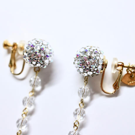 JULICA EARRINGS | WATER_MIRACLE DROP