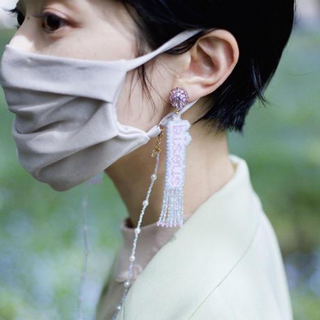 """JULICA   BONBOIN LETTRE Mask code in """"bisous"""""""