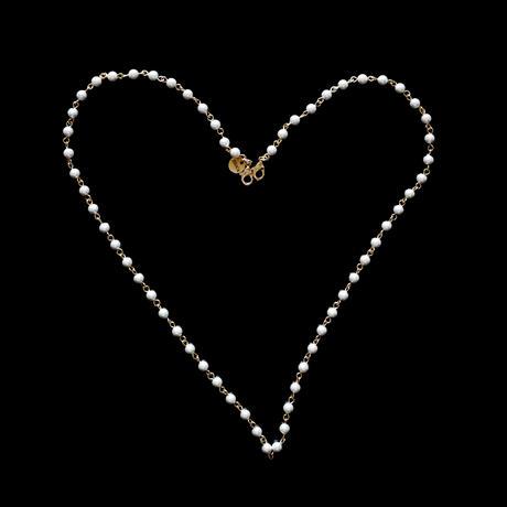 JULICA | Petit pearl mask code