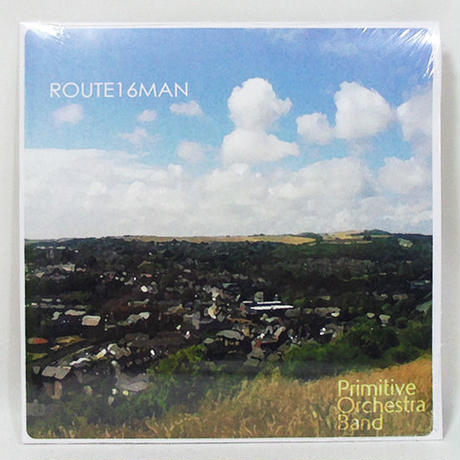 PRIMITIVE ORCHESTRA BAND / ROUTE16MAN