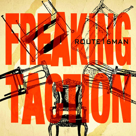 [ 2016 10/16 発売予定 ] Freaking Taction
