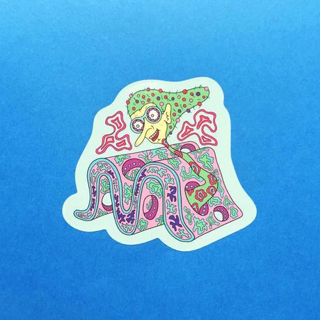 『SLUG』Sticker