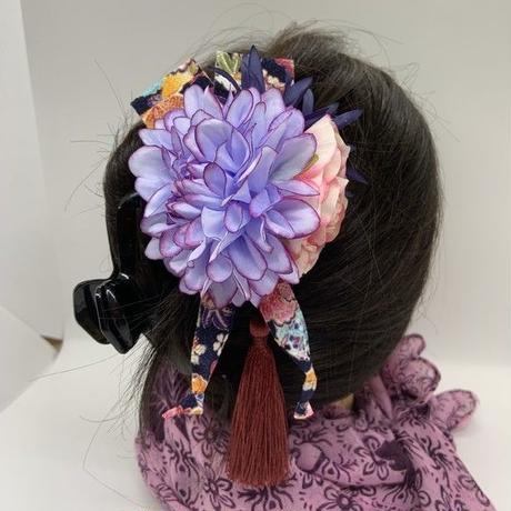 和装の髪飾り&コサージュ♫