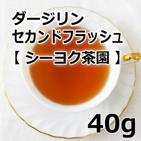 ダージリン セカンドフラッシュ 40g 【シーヨク茶園】2021年産