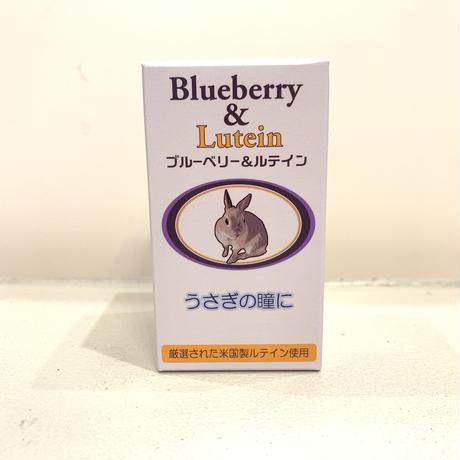 【目のサプリ】ブルーベリー&ルテイン   60錠