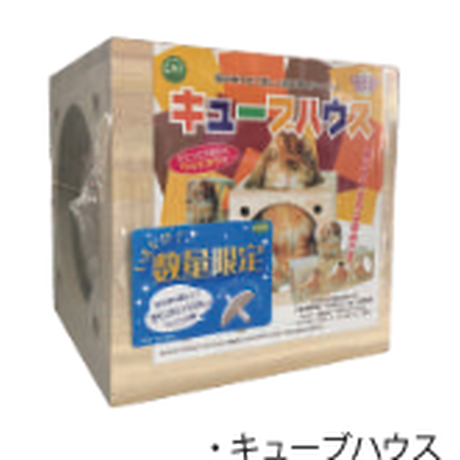 【連結遊具】カワイ  キューブハウス(がじがじパズル付き!)
