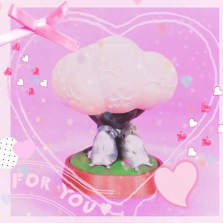 【7周年感謝祭】《RC✖︎カプリス》『桜の下で君を想う』記念オブジェ