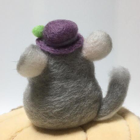 【Toi Project】《なつはちふれんず》羊毛フェルトぬいぐるみ