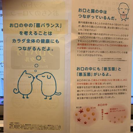 【歯周病予防対策】プロバイオデンタル 3錠
