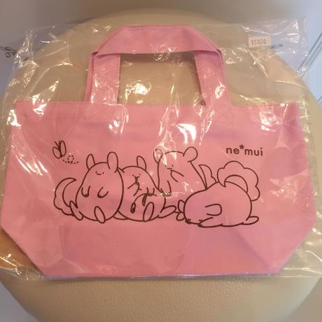 【ne*mui(arinori)】ランチトートバッグ