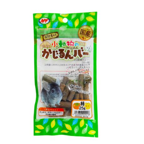 NPF かじるんバー(柿) 25g