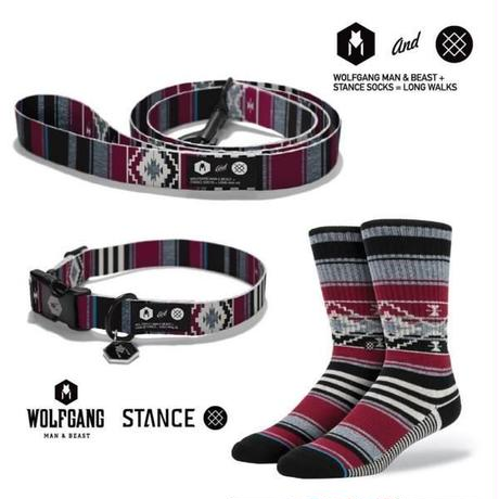 WOLFGANG MAN&BEAST Stance LEASH( S size ) WL-001-70
