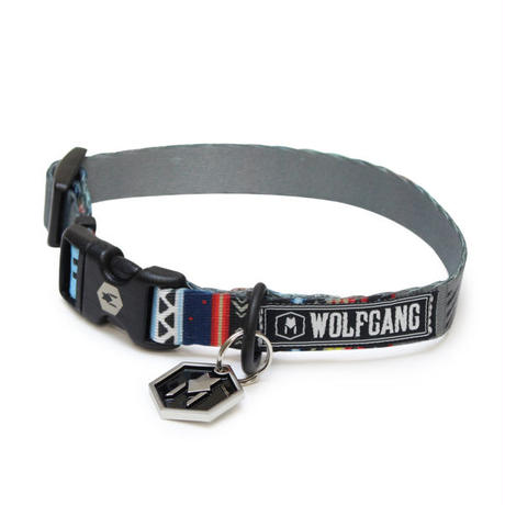 WOLFGANG MAN&BEAST NativeLines COLLAR( S size ) WC-001-52