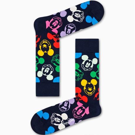 Happy Socks Disney Colorful Character Sock  23-25.5