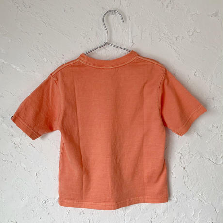 【GROOVY COLORS】 テンジク ガーメントダイ POCKET BIG TEE (SIZE 90)