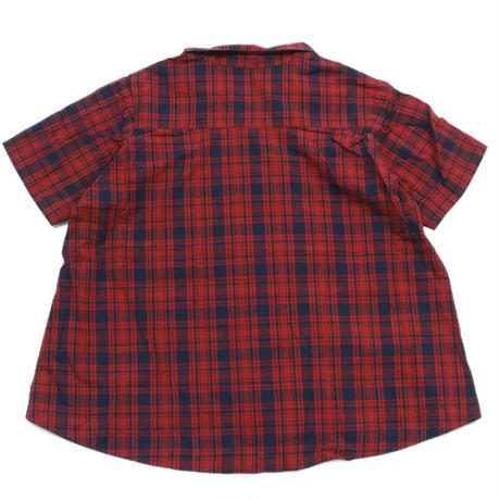 GO TO HOLLYWOOD スラブチェック キルトシャツ 01(150),02(160)